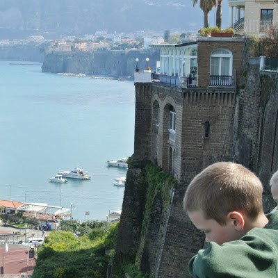 Our Pilgrimage to Italy, Part III: the Amalfi Coast