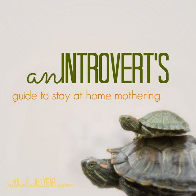An Introvert's Guide to Stay at Home Mothering
