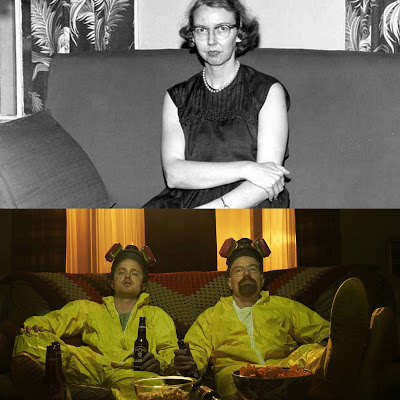 An Open Letter to Breaking Bad and Flannery O'Connor