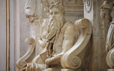 So . . . Moses Has Horns?: 7 Quick Takes XXVII