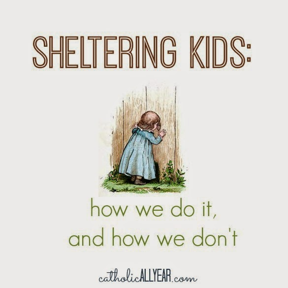 Sheltering Kids: How We Do It, and How We Don't