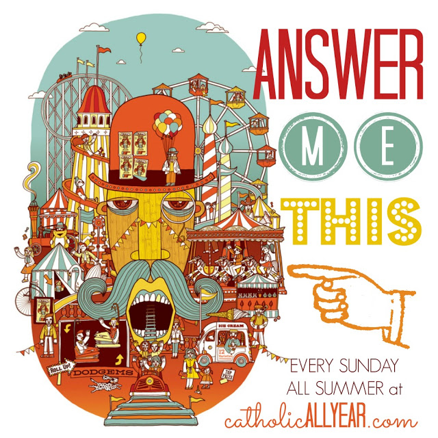 The Triumphant Return of Answer Me This!