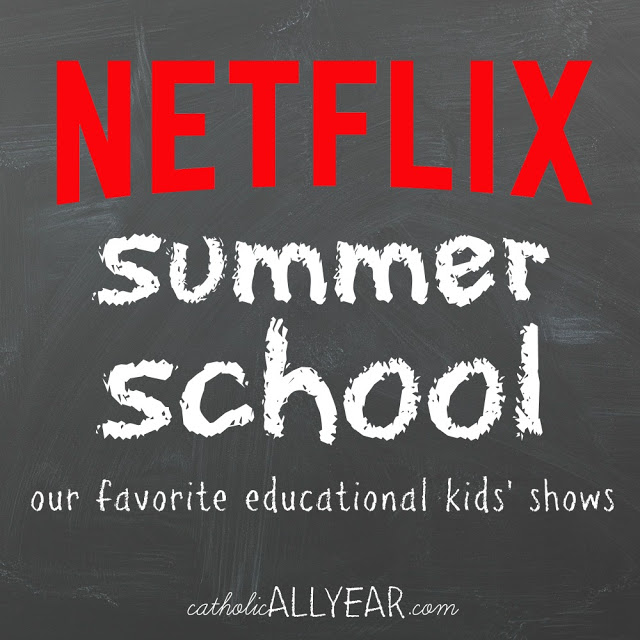 Netflix Summer School: our favorite educational kids' shows