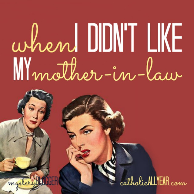 When I Didn't Like My Mother In Law . . . and How I Learned To Get Along Anyway: Mystery Blogger Series