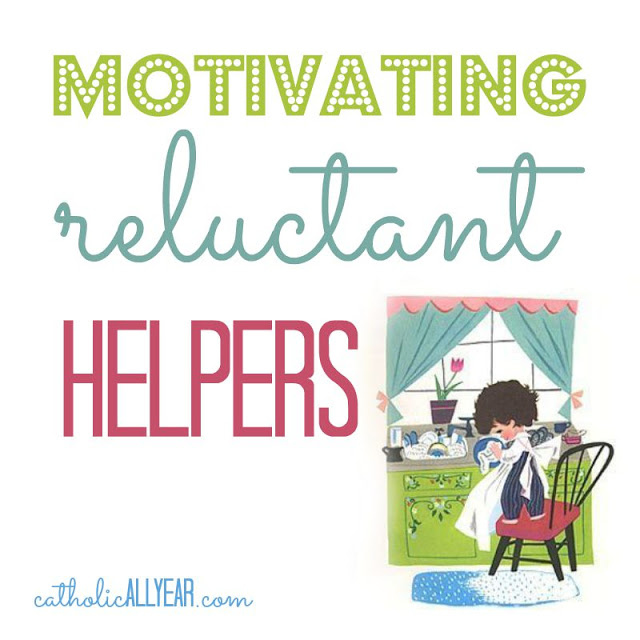 Motivating Reluctant Helpers