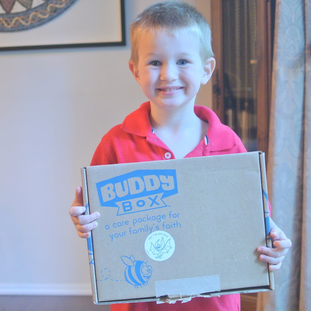 The Buddy Box: Giveaway Week Day 1