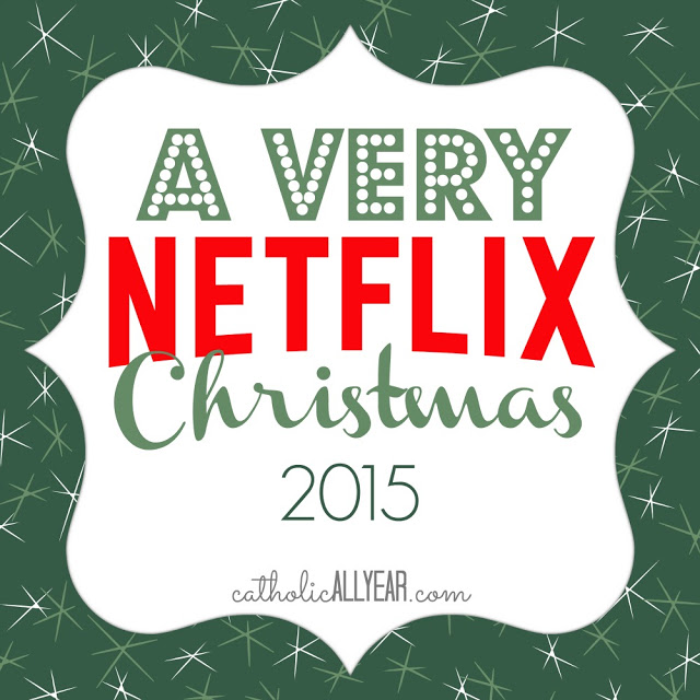 A Very Netflix Christmas 2015: Win it!