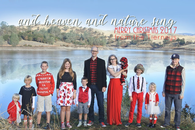 How (and When) we Celebrate Epiphany, and Why This Christmas Card is Definitely Not Too Late