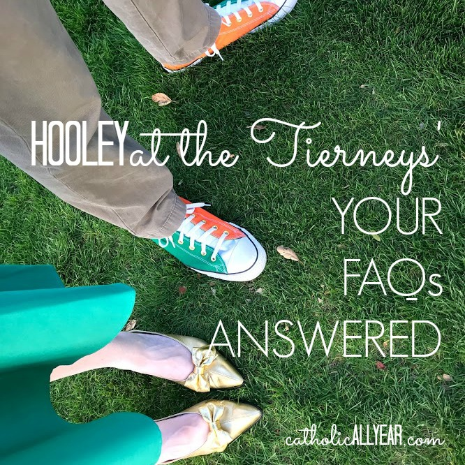 Hooley at the Tierneys' 2019: FAQs Answered