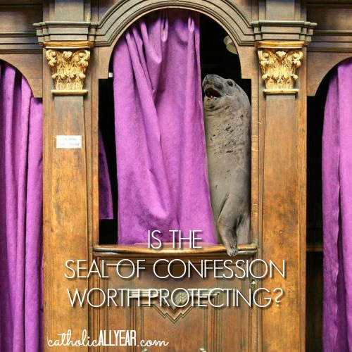 Is the Seal of Confession Worth Protecting?