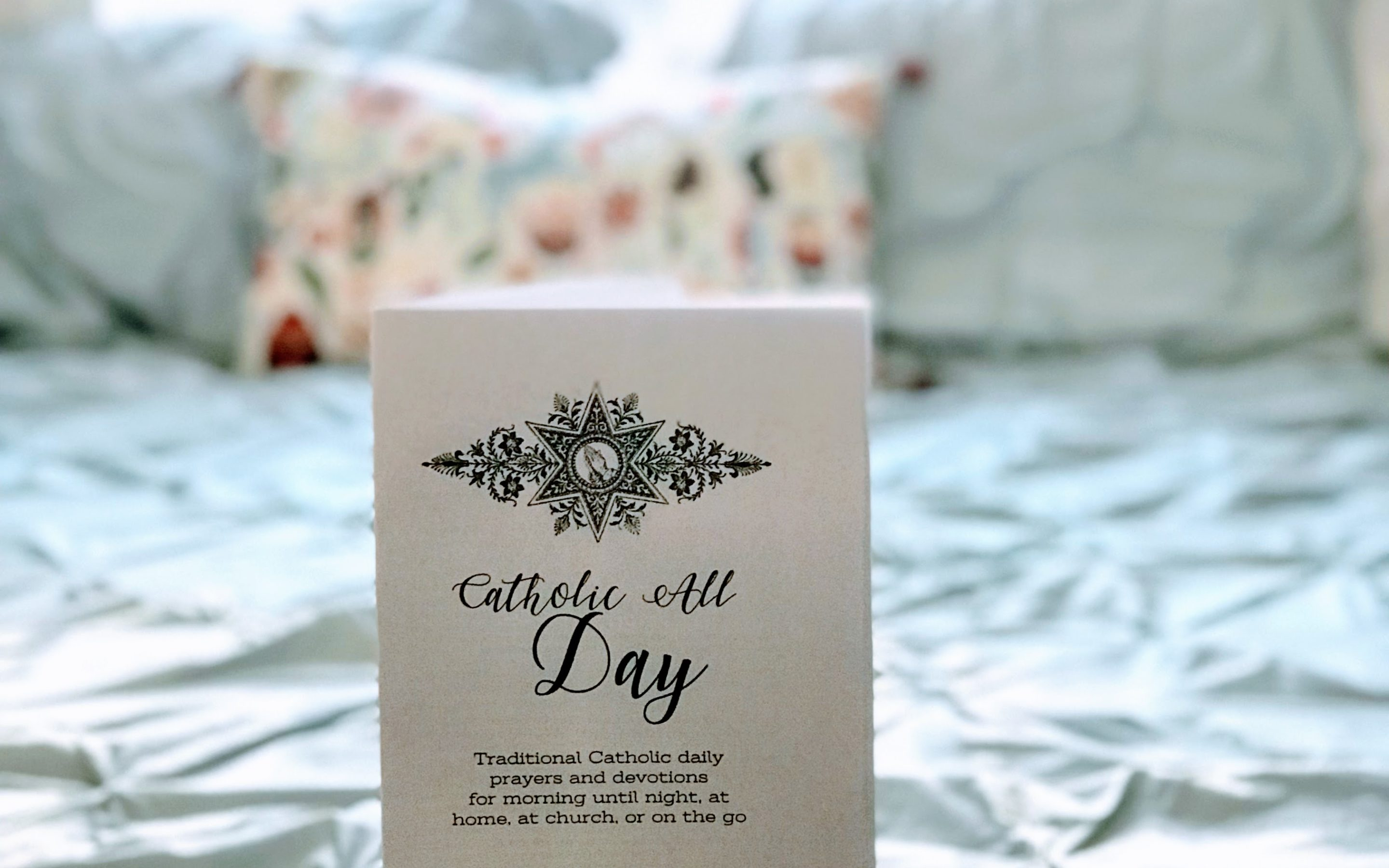 Catholic All Day Printable Booklet {Digital Download}