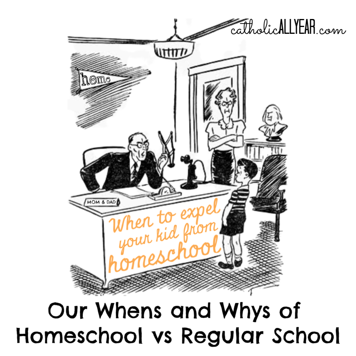 When to Expel Your Kid From Homeschool: Circles of Influence and Homeschool vs Regular School