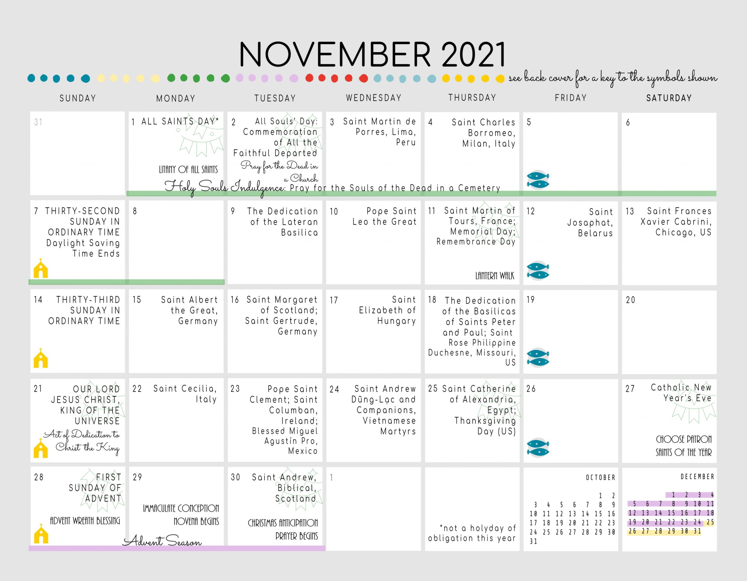 Ical Catholic Calendar 2021 Photos