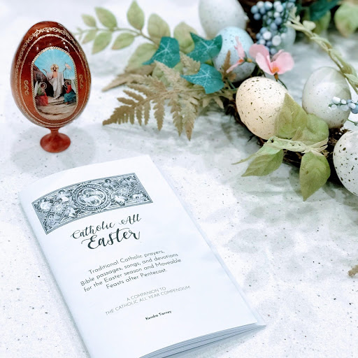 Catholic All Easter Booklet (New) {digital download}