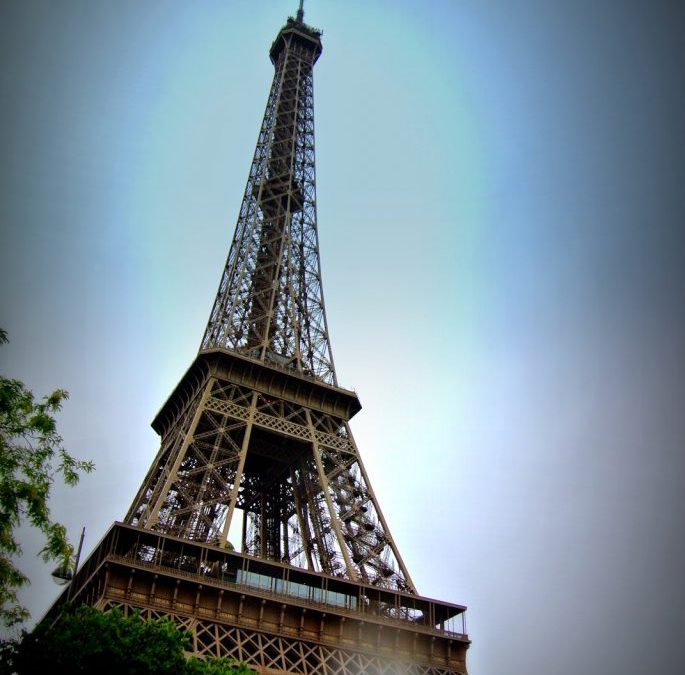 #6: And Last, but Not Least, There's Paris