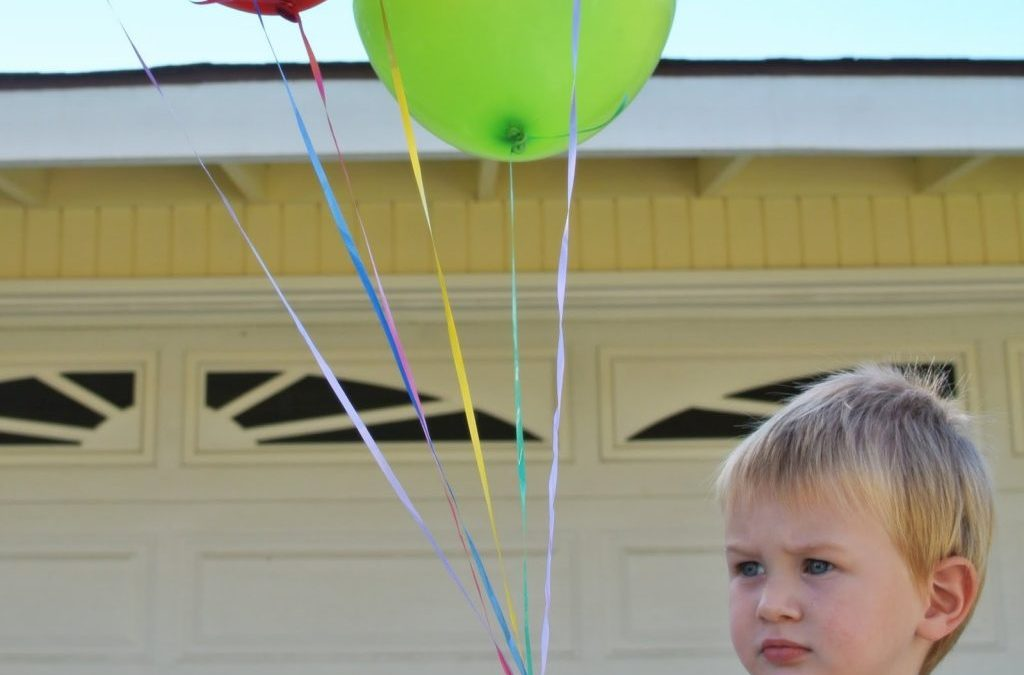Cranky Frankie Turns 3: a little monster birthday party