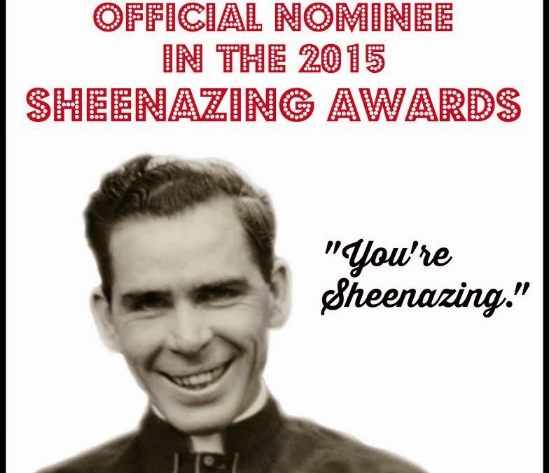 My Five Favorite Things About the Sheenazing Awards