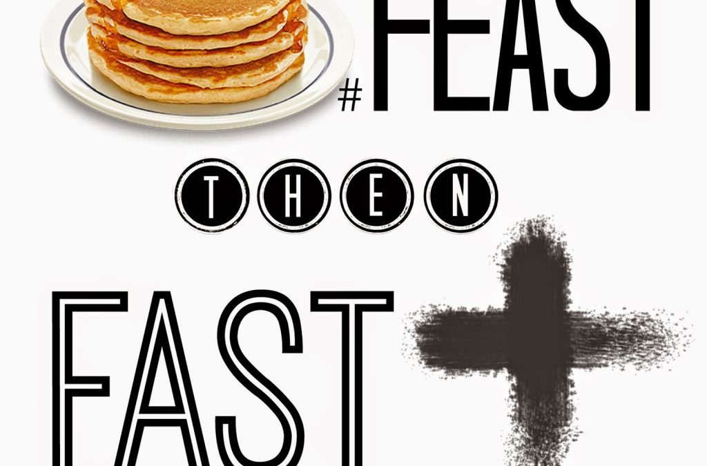 Feast Then Fast: Tips for Fat Tuesday, Resources for Lent, Free Printables, and a Little Contest