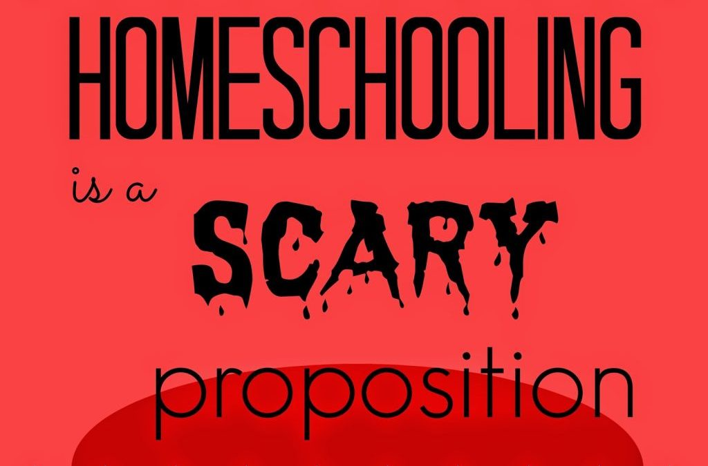 Homeschooling is a Scary Proposition