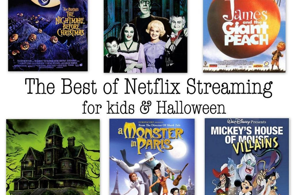 Halloween for Kids on Netflix Streaming: The Good, the Bad, and the Ugly